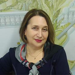 Маркгейм<br>Жанна Владимировна